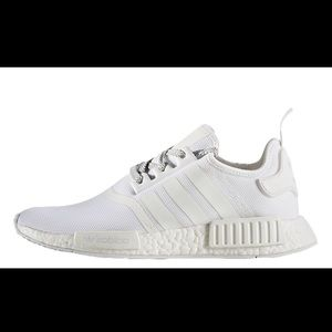 Shoes - All white NMD